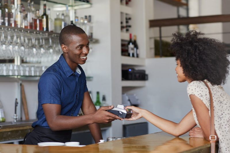 bartenders better serve customers
