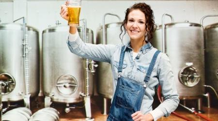 run a successful brewery