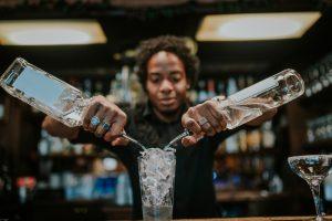 get bartending job