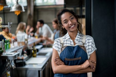 Bartender attract regulars