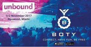 unbound boty 2017