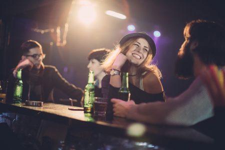 girls flirt bar