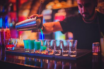 badass bartender