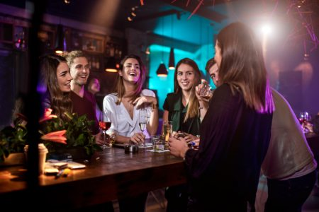 great college bars
