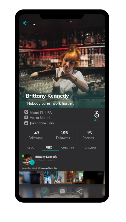 Create a More Meaningful, Connected Bar Experience