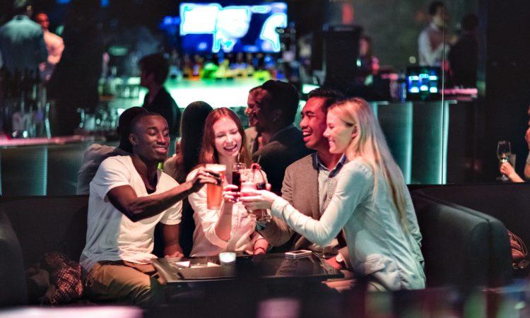 successful bar