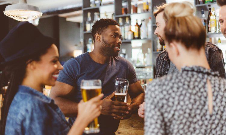 4 Killer Conversation Starters at the Bar