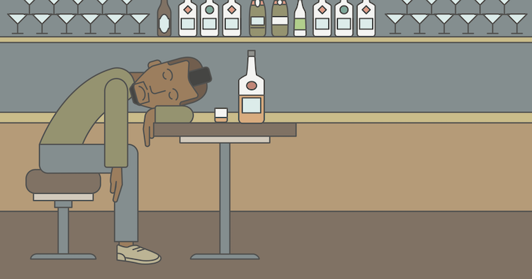 5 Signs You Go to the Bar Too Often
